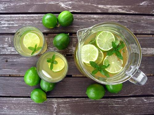 các loại nước uống chống ung thư