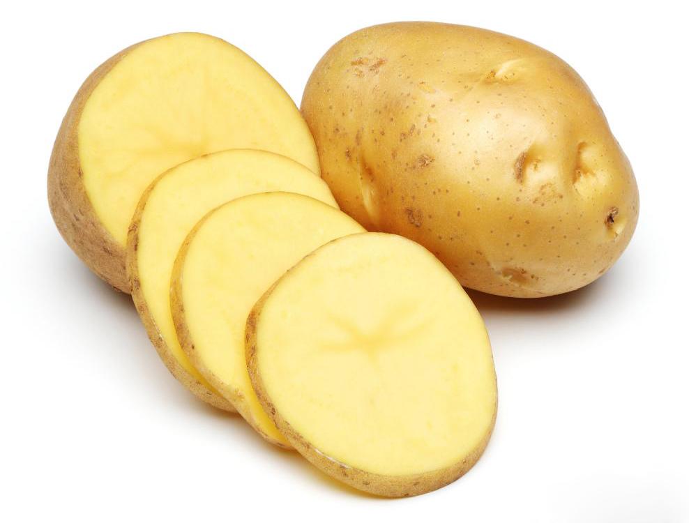 Bim bim cay từ khoai tây