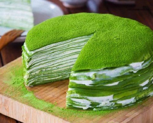 Cách làm bánh Crepe ngàn lớp nhìn là thích, ăn là mê