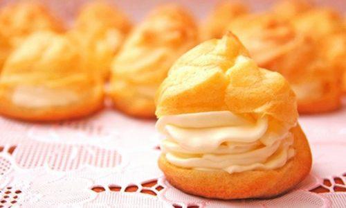 Học ngay cách làm bánh su kem bằng nồi cơm điện thơm ngon hấp dẫn