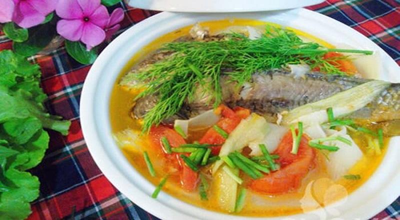 cach nau canh ca ro phi - Cách nấu canh chua cá rô phi ngon như đầu bếp chuyên nghiệp