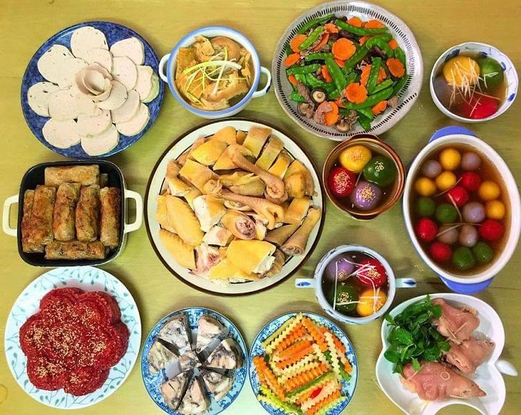 thuc don mon an hang ngay - Gợi ý thực đơn món ăn hàng ngày trong gia đình ngon khó cưỡng
