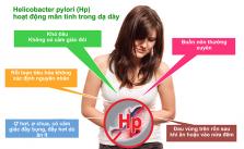 trieu chung dau da day 223x137 - 3 dấu hiệu của bệnh đau dạ dày phổ biến bạn nên quan tâm